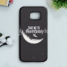 Peter Pan Take To Me Neverland Samsung Galaxy S7 Case | armeyla.com