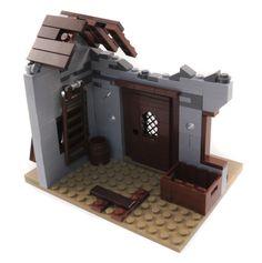 Výsledek obrázku pro lego ww2 ruins