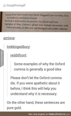 Proper grammar is a surprisingly large deal to me
