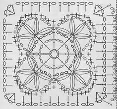 Patterns and motifs: Six small motifs