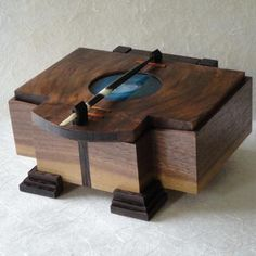 Boxes | Northwest Woodworkers Gallery