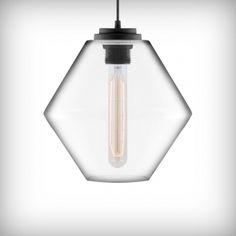 Edison Edison Industrial Diamond Modern Pendant Light - Edison from Cult Furniture UK
