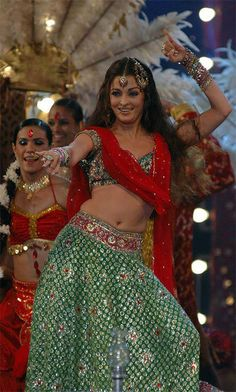 Aishwarya Rai: Kajra Re