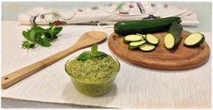 PESTO DI ZUCCHINE ALLA MENTA Guacamole, Mexican, Ethnic Recipes, Food, Mint, Essen, Meals, Yemek, Mexicans