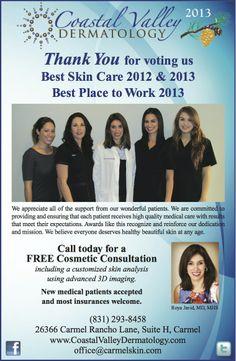 Best Skin Care 2013, 2012