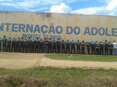 ALEXANDRE GUERREIRO: Manifestação  no Centro Socioeducativo - INCLUSÃO ...