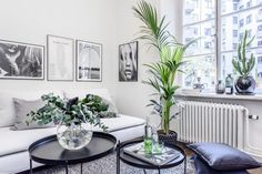 작은집만의 매력을 잘 살려서 꾸민 스웨덴의 20평아파트인테리어입니다. 소형평수의 아파트를 꾸밀 때 기본...