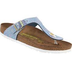 ce11449cafa3 Birkenstock Gizeh Thong Sandals - Womens Golden Brown Birkenstocks