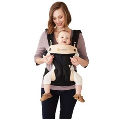 Front-Facing-Baby-Carrier. Ergobaby 360 carrier: the best front-facing ergonomic carrier I've seen so far.
