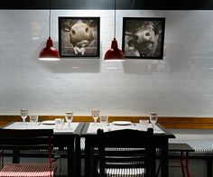 Modern Restaurant Design Ideas