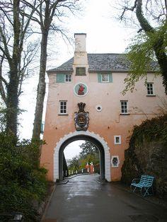 little-rambler: The Gatehouse, Portmeirion