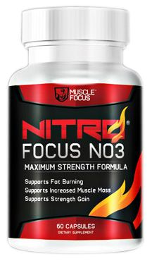 Xtreme Muscle PRO & Nitro Focus NO3 builds muscle and burns fat drastically when used together and critics say it can resemble steroids in it's benefits.