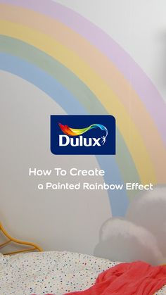 How to create a rainbow paint effect for a kids bedroom. ideas videos Rainbow bedroom idea for kids. Kids Bedroom Paint, Girls Bedroom Colors, Girl Bedroom Walls, Girl Bedroom Designs, Girl Room, Girls Room Paint, Girl Bedrooms, Rainbow Room Kids, Rainbow Bedroom