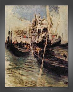 Giovanni Boldini: San Marco in Venice