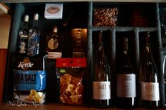 Saffire Freycinet #minibar Nigella, Tasmania, Australia, Bar, The Originals, Bottle, Mini, House, Flask