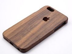 Natural Real wood iPhone 6/6 plus case Wood Samsung by Batiao8