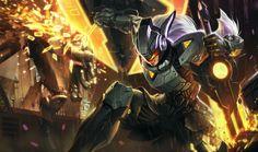 Леона | League of Legends