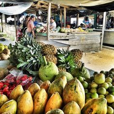 Dangriga Market  from dangriga can get to Plaencia and Glover's Atoll how to get to Dangriga: http://www.frommers.com/destinations/dangriga/274519