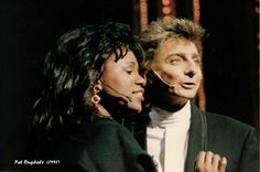 Showstoppers Tour 1991 (Debra Byrd, Barry) - Cleveland, OH