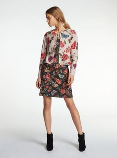 Oui høst 17 Kimono Top, Autumn 2017, Brand New, Floral, Casual, Skirts, Collection, Tops, Dresses