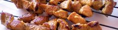 Europe's first kebabs were brought by the Arabs from Africa. Pinchitos morunos are eaten everywhere in Spain as a tapa, though nowadays they are made of pork, rather than lamb.