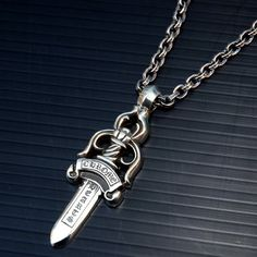 Chrome Hearts Dagger