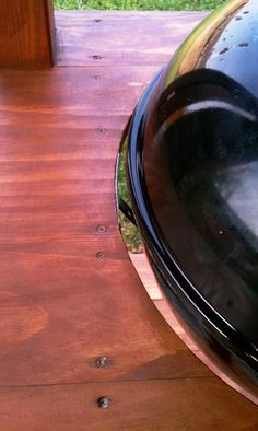 Grill Table - Weber Kettle - TexasBowhunter.com Community Discussion Forums