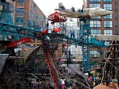 5. City Museum There are children's museums, then there's
