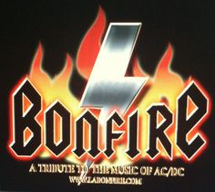 AC/DC TRIBUTE...BONFIRE @ CANNERY