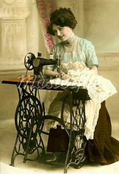 1920's seamstress