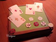 Póker asztal