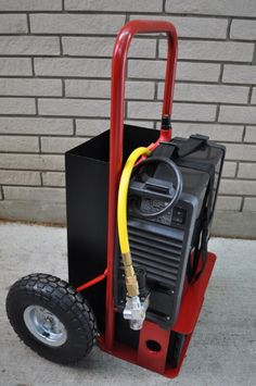 Welding cart Welding Cart, Welding Table, Arc Welding, Metal Projects, Welding Projects, Projects To Try, Tool Board, Welding And Fabrication, Diy Workshop