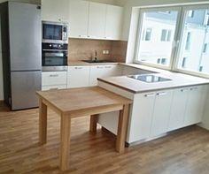 Kuchyně na zakázku Brno - Šimek interier Home Decor, Kitchen, Decor, Kitchen Island