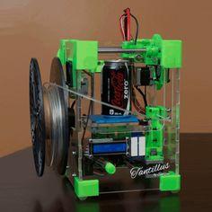 3D Printers Tantillus #3DPrinters