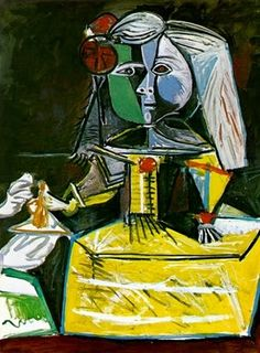 Pablo Picasso seems to have lived a tumultuous love life that destroyed most of his lovers, some in violent death, several by suicide.