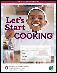 Let's Start Cooking from Ohio 4-H