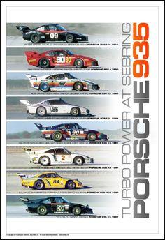 Porsche 935 – Turbo Power At Sebring