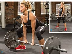 Bodybuilding.com - Body By O Angel Janelle McGuire's Rock Bottom Workout!