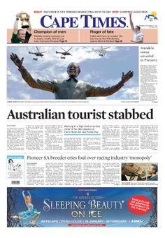 News making headlines: Australian tourist stabbed