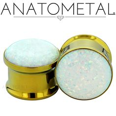 "Looking for a classic jewelry style? Check out our Single Stone Eyelets.  Available from 10ga to 1"", in ASTM F-138 stainless steel, ASTM F-136 titanium, and solid 18k gold (yellow, white, and rose)."