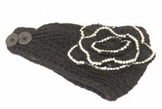 Black Adjustable Hand Knit Head Wrap Headband Neck Warmer Winter Accessory Huge Flower by Private Label. $11.99. Crochet Flower Handmade Handknit Wide Headband Head wrap Winter Head band knit Huge thick adjustable. New Handknit Handmade Knit Crochet Headwrap Head wrap Headband Bandanna Bandana with a 3D Crochet Flower, 2 adjustable button closure. Wear it middle of your head as a headband, or over your forehead and cover your ears like a beanie or neck warmer. Many...