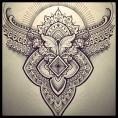 One to get back in shape… Tomorrow we're back on track! I guess I'm rea… One to get back in shape… Tomorrow we're back on track! I guess I'm ready… Tattoo Dagmar Tattoo Mandala Feminina, Mandala Wrist Tattoo, Hand Tattoo, Wrist Tattoos, Sleeve Tattoos, Cool Tattoos, Gorgeous Tattoos, Chest Piece Tattoos, Chest Tattoo