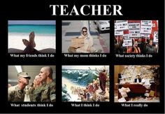 This is for all my Teacher friends and Yes I think HOMESCHOOL Mom's feel this way tooo! Teacher Memes, Teacher Education, My Teacher, Teacher Stuff, Teacher Humour, Music Teachers, Music Education, Teacher Sayings, Health Teacher
