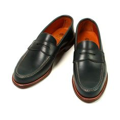 ALDEN (オールデン) UNLINED PENNY LOAFER - CHROMEXCEL N5203 ローファー 通販