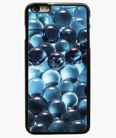 Funda iPhone Canicas azules Funda iPhone 6 Plus  16,90 € - ¡Envío gratis a partir de 3 artículos!