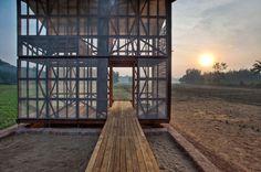 """""""hut to hut""""  RINTALA EGGERTSSON ARCHITECTS"""