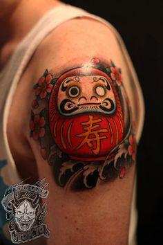 Daruma Tattoo Shimada