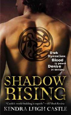 Shadow Rising is a great addition to this series and is a definite must read if you've checked out the rest of the Dark Dynasties. And If you haven't, well, what the hell are you waiting for?