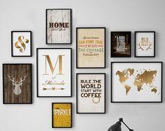 Wall art Prints Multi Print Discount Set of 10 Prints Offer