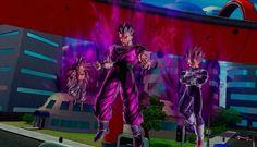 Nuevas imágenes y personajes confirmados para Dragon Ball Xenoverse